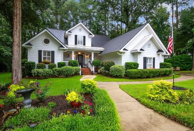8645 Woodland Walk, North Charleston, SC 29420 (#21020685) :: The Cassina Group