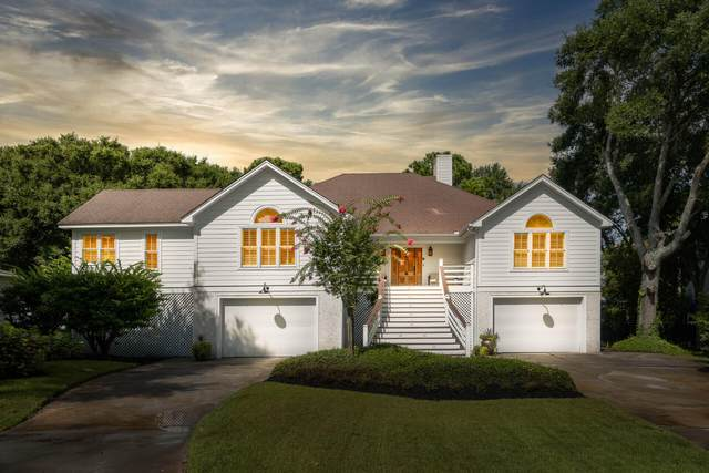 15 44th Avenue, Isle Of Palms, SC 29451 (#21020701) :: The Cassina Group
