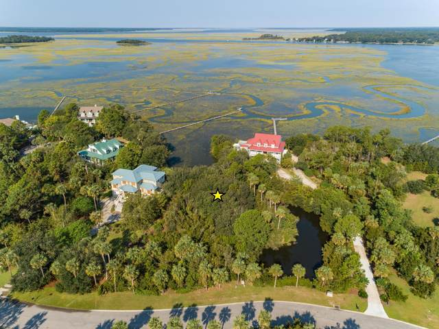 2715 Jenkins Point Road, Seabrook Island, SC 29455 (#21020725) :: The Cassina Group