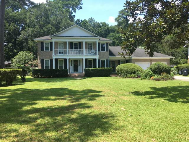 110 Ayers Circle, Summerville, SC 29485 (#21020777) :: The Cassina Group