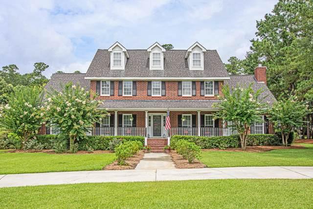 161 Rolling Meadows Drive, Summerville, SC 29485 (#21020780) :: Flanagan Home Team