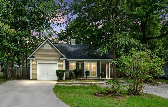 4162 Gaines Mill Drive, North Charleston, SC 29420 (#21020781) :: The Cassina Group