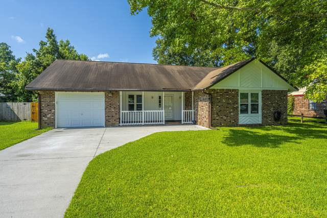 108 Carriage Court, Summerville, SC 29486 (#21020852) :: The Cassina Group