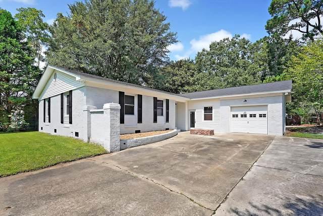 1391 Pooshee Drive, Charleston, SC 29407 (#21020897) :: The Cassina Group