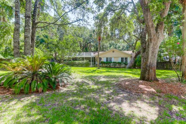 260 Forest Trail, Isle Of Palms, SC 29451 (#21020926) :: The Cassina Group