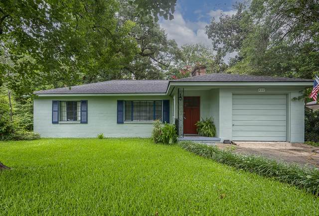 632 W Oak Forest Drive, Charleston, SC 29407 (MLS #21021076) :: The Infinity Group