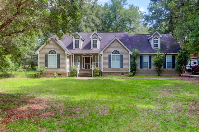 2483 S Rockland Avenue, Wadmalaw Island, SC 29487 (#21021078) :: The Cassina Group