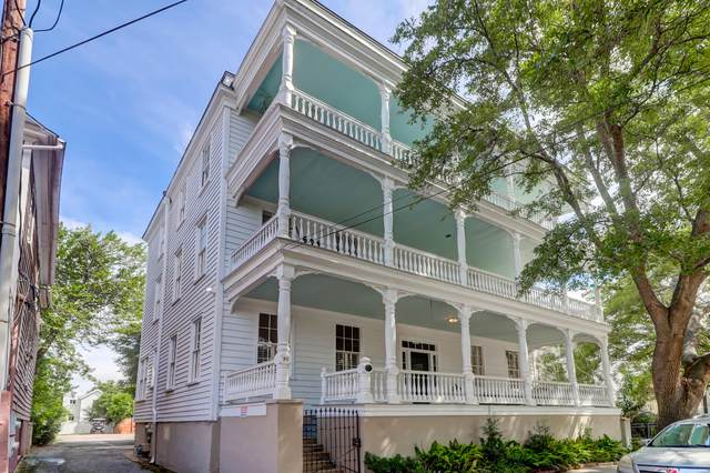 30 Mary Street #1, Charleston, SC 29403 (MLS #21021081) :: The Infinity Group