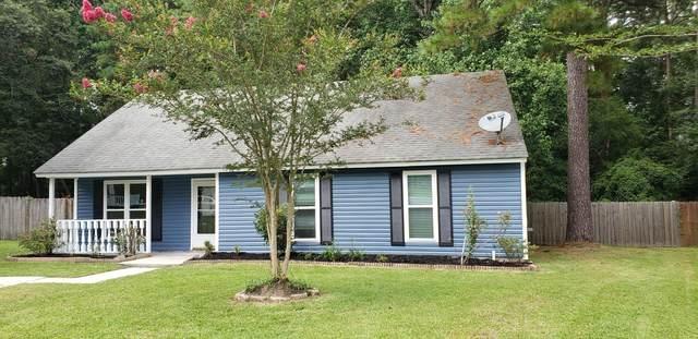 109 Prairie Lane, Summerville, SC 29486 (#21021110) :: The Cassina Group