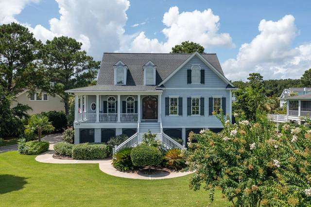 4938 Sound View, Mount Pleasant, SC 29466 (#21021169) :: The Cassina Group