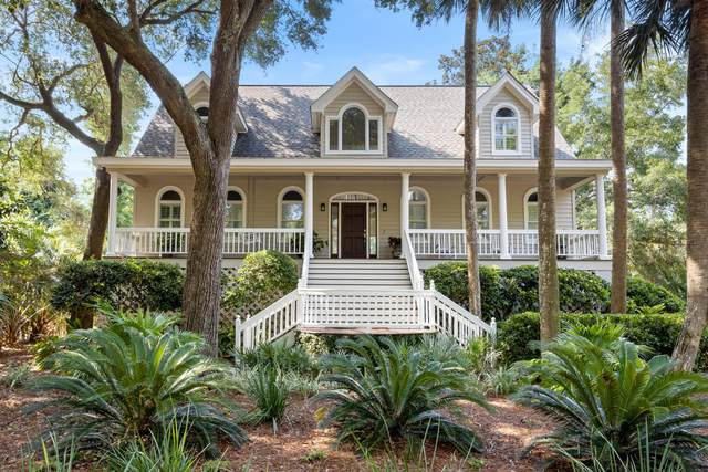 345 Governors Drive, Kiawah Island, SC 29455 (#21021220) :: The Cassina Group