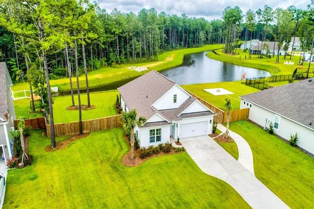 406 Bowstring Drive, Huger, SC 29450 (#21021243) :: The Cassina Group