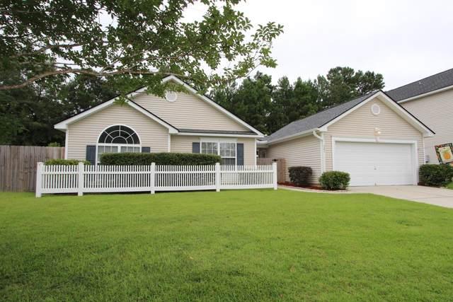 321 Seneca River Drive, Summerville, SC 29485 (#21021430) :: Realty ONE Group Coastal