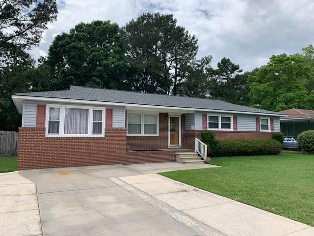 5305 Alvie Street, North Charleston, SC 29418 (#21021709) :: Flanagan Home Team