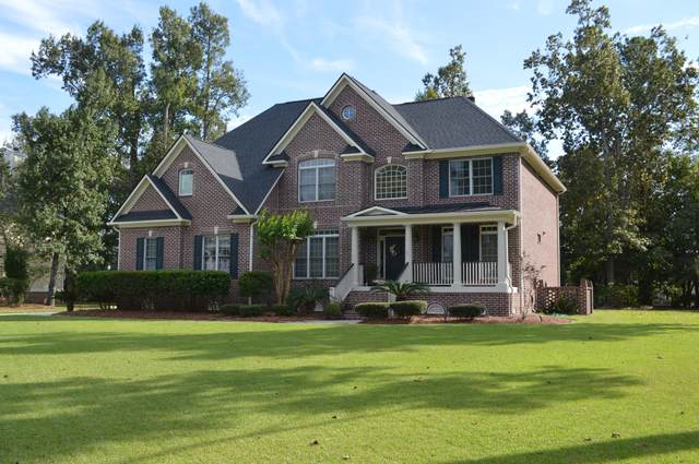 1345 White Deer Way, Mount Pleasant, SC 29466 (#21021729) :: The Cassina Group