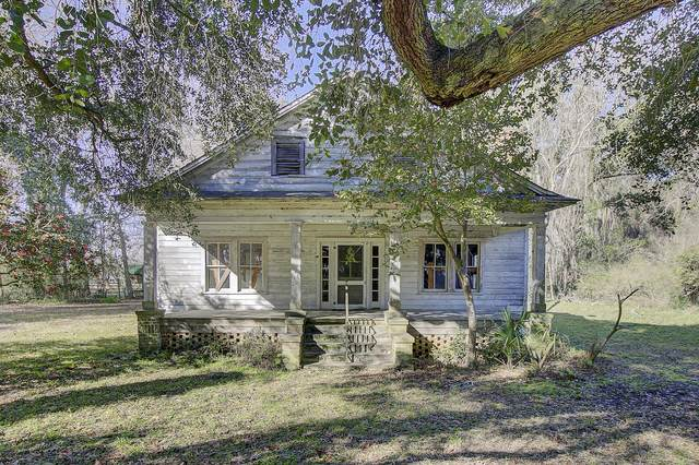 4283 Highway 165, Yonges Island, SC 29449 (#21021761) :: The Cassina Group