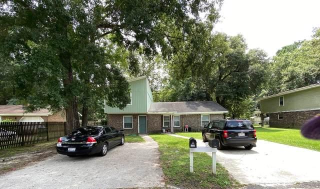 136 Susan Drive A & B, Summerville, SC 29485 (#21021800) :: Flanagan Home Team