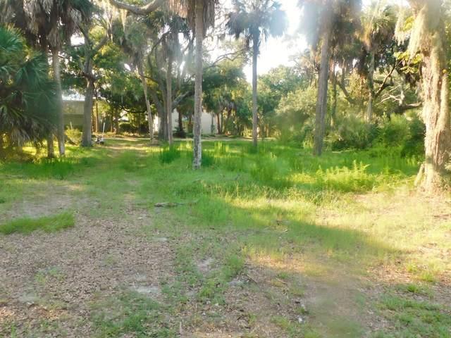 407 Jungle Road, Edisto Beach, SC 29438 (#21021966) :: The Gregg Team