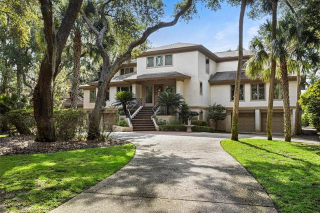 2447 The Bent Twig, Seabrook Island, SC 29455 (#21022278) :: Hergenrother Realty Group