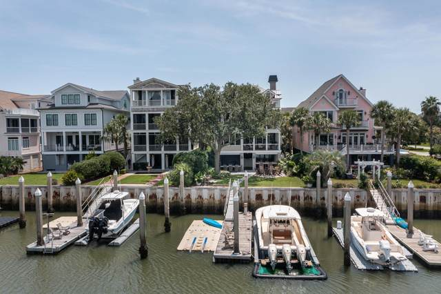 32 Morgan Place Drive, Isle Of Palms, SC 29451 (#21022316) :: The Cassina Group