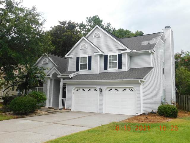 237 Smithfield Avenue, Summerville, SC 29485 (#21022367) :: Flanagan Home Team