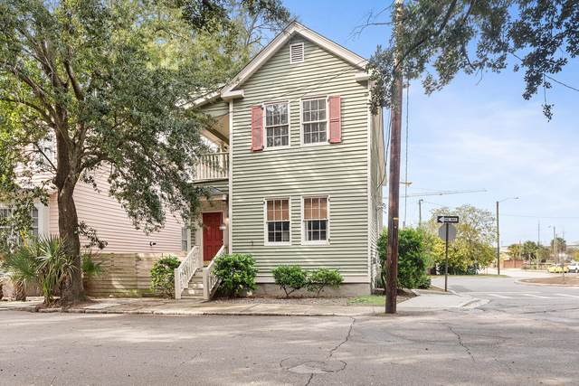 22 Cooper Street, Charleston, SC 29403 (#21022383) :: Hergenrother Realty Group