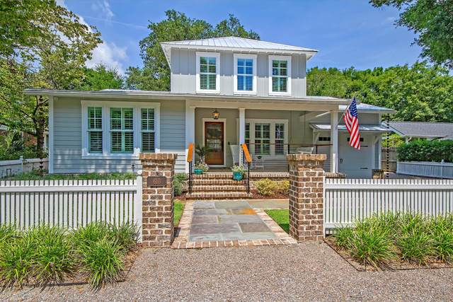 610 Coral Street, Mount Pleasant, SC 29464 (#21022406) :: The Cassina Group