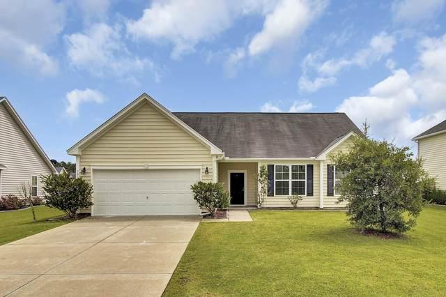 3016 Gulfstream Lane, Ridgeville, SC 29472 (#21022680) :: Flanagan Home Team