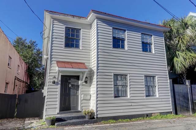 45 Rose Ln Lane, Charleston, SC 29403 (#21022802) :: The Cassina Group