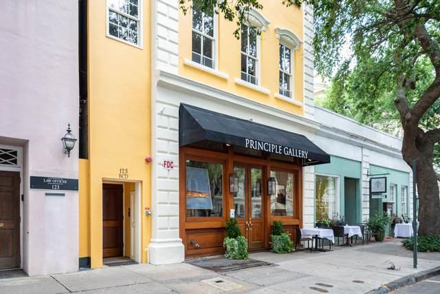 125 Meeting Street D, Charleston, SC 29401 (#21022958) :: The Cassina Group