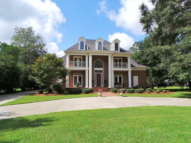 1455 Jasmine Lane, Holly Hill, SC 29059 (#21023195) :: Hergenrother Realty Group