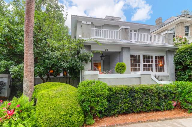 22 Limehouse Street, Charleston, SC 29401 (#21023203) :: Hergenrother Realty Group