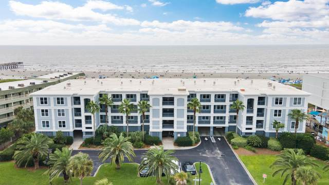 1140 Ocean Boulevard #208, Isle Of Palms, SC 29451 (#21023255) :: Hergenrother Realty Group