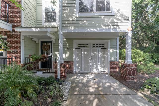269 Etiwan Pointe Drive 117-8, Mount Pleasant, SC 29464 (#21023405) :: The Cassina Group