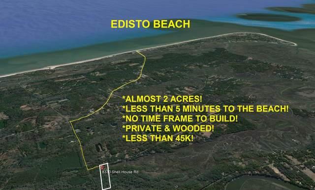 8330 Shell House Road, Edisto Island, SC 29438 (#21023484) :: Flanagan Home Team