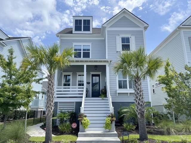 2564 Josiah Street, Charleston, SC 29492 (#21023542) :: The Cassina Group