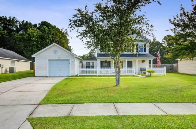 309 Coosawatchie Street, Summerville, SC 29485 (#21023649) :: Flanagan Home Team