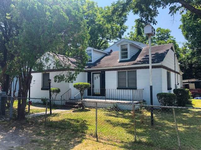 1921 Riverview Avenue, North Charleston, SC 29405 (#21023747) :: Hergenrother Realty Group