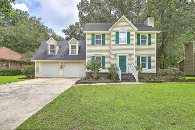 156 Hickory Trace Drive, Goose Creek, SC 29445 (#21023900) :: The Gregg Team