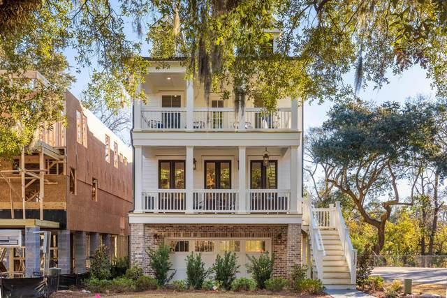 1027 Avenue Of Oaks, Charleston, SC 29407 (#21024242) :: The Cassina Group