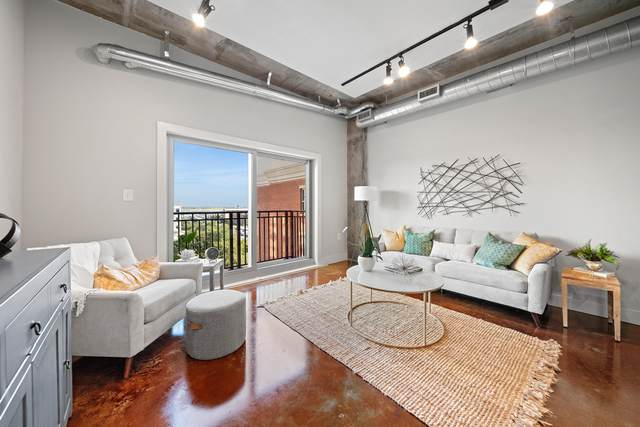150 Bee Street #714, Charleston, SC 29401 (#21024245) :: Hergenrother Realty Group