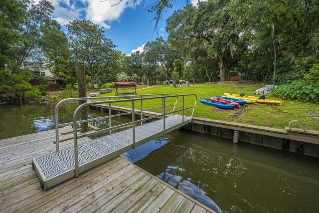 313 Hobcaw Drive, Mount Pleasant, SC 29464 (#21024272) :: The Cassina Group