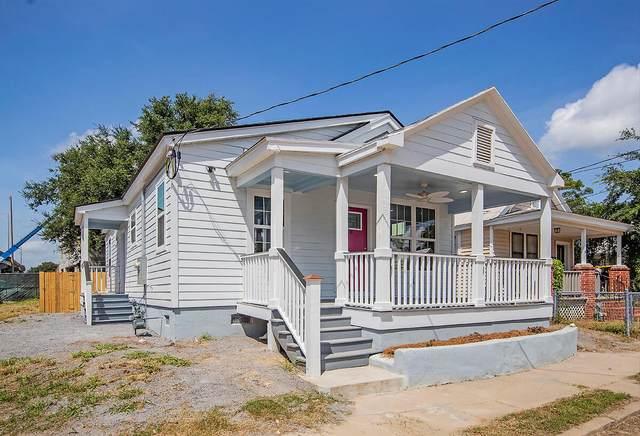 10 Riker Street, Charleston, SC 29403 (#21024414) :: The Gregg Team
