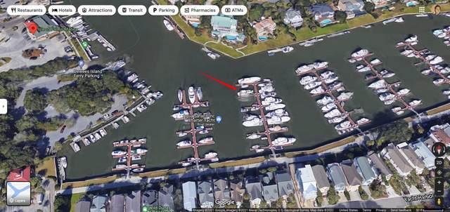 40 41st Avenue C19, Isle Of Palms, SC 29451 (#21024464) :: The Gregg Team