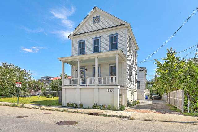 38 Aiken A Street, Charleston, SC 29403 (#21024480) :: Hergenrother Realty Group