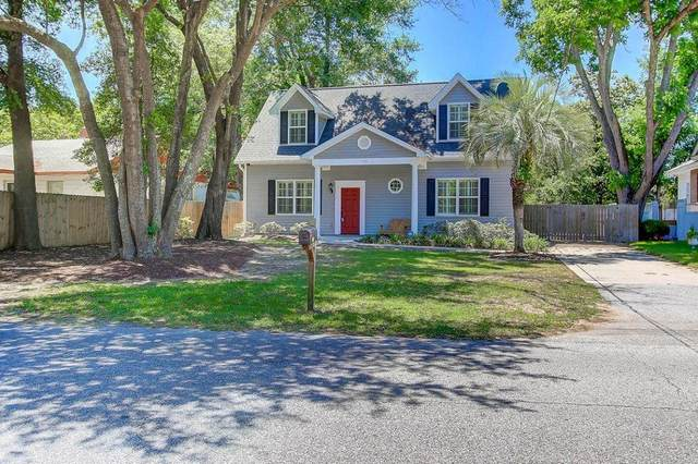 173 Plymouth Avenue, Charleston, SC 29412 (#21024482) :: The Cassina Group