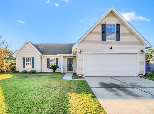 305 Truluck Drive, Charleston, SC 29414 (#21024483) :: Hergenrother Realty Group