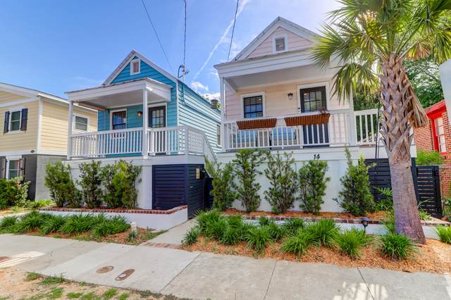 14 Norman Street, Charleston, SC 29403 (#21024540) :: Hergenrother Realty Group