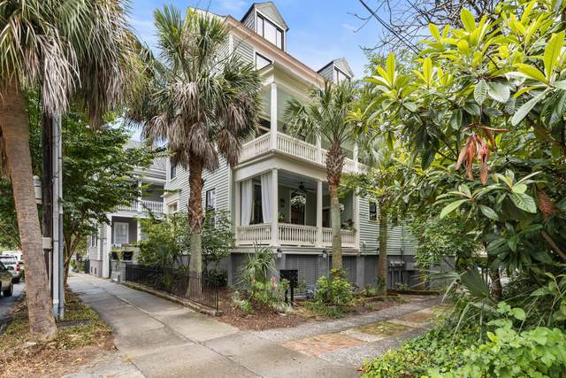 15 Judith Street B, Charleston, SC 29403 (#21024591) :: The Cassina Group