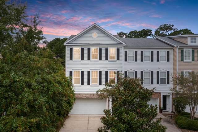 145 Palm Cove Way, Mount Pleasant, SC 29466 (#21024729) :: The Cassina Group